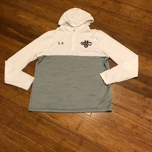 Under Armour St. Mary's College Hooded Shirt M